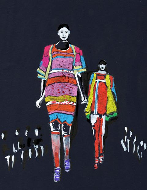 RCA - Hannah Buswell by Kristina Vasiljeva