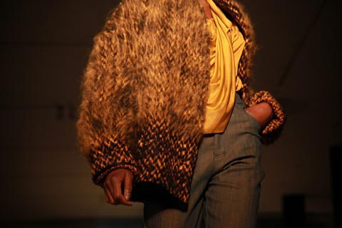 RCA graduate fashion 2011- photography by Amelia Gregory