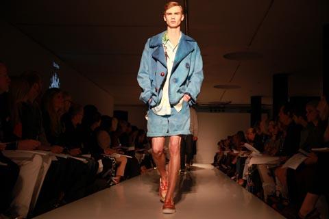 RCA graduate fashion 2011-Sol Ahn photography by Amelia Gregory