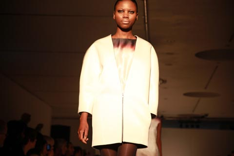 RCA graduate fashion 2011-Anna Smit photography by Amelia Gregory