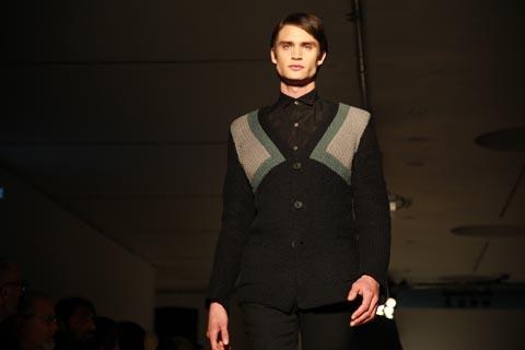 RCA graduate fashion 2011-Stefan Orschel-Read photography by Amelia Gregory