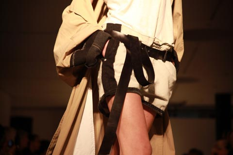 RCA graduate fashion 2011-Saskia Schijen photography by Amelia Gregory