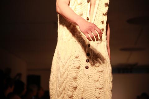 RCA graduate fashion 2011-Hannah Taylor photography by Amelia Gregory