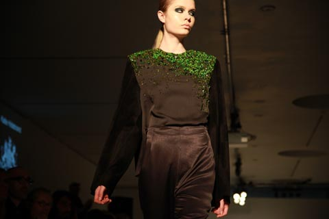 RCA graduate fashion 2011-Katie Hildebrand photography by Amelia Gregory