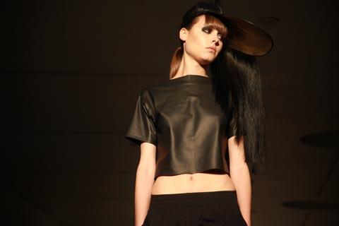 RCA graduate fashion 2011-Alexandra Gold photography by Amelia Gregory