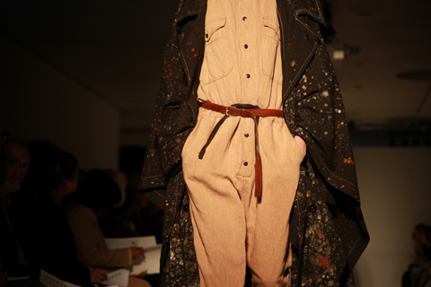RCA graduate fashion 2011-Bennet Loveday photography by Amelia Gregory