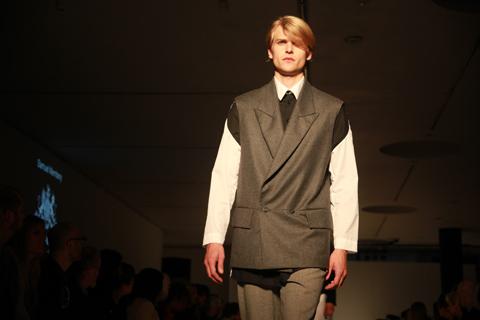RCA graduate fashion 2011-Samuel Membery