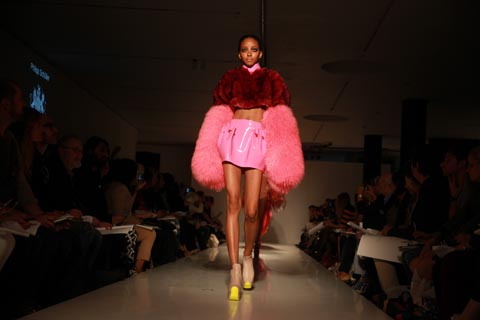 RCA graduate fashion 2011-Philipp Schueller photography by Amelia Gregory