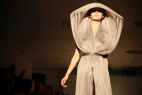 RCA graduate fashion 2011-Paul Stafford photography by Amelia Gregory