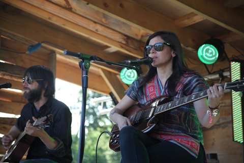 Sarabeth Tucek Wood Festival 2011 -All photography by Amelia Gregory.