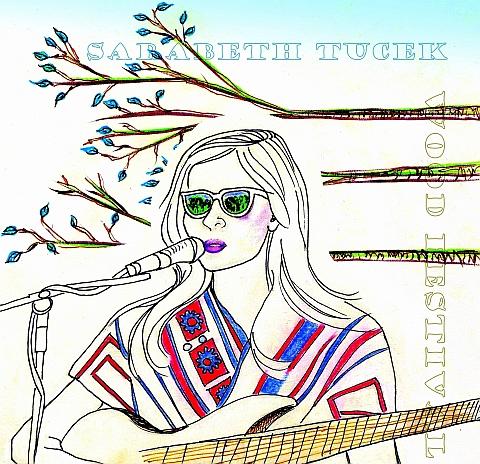 Sarabeth Tucek at Wood Festival by Sam Parr
