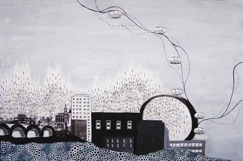 Sarah Kirk Isolated Cities