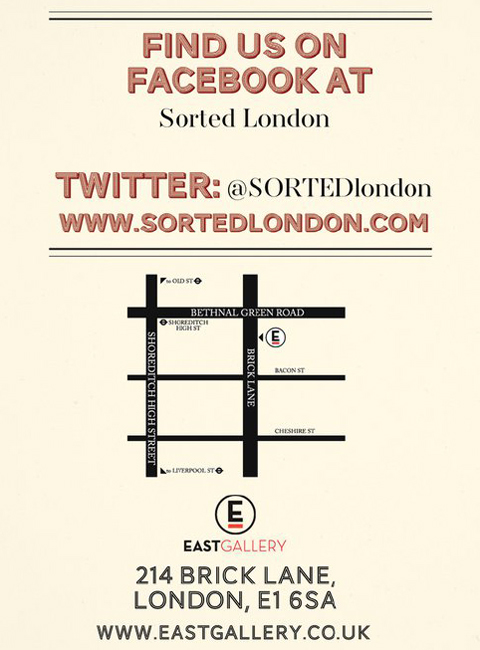 Sorted London facebook twitter