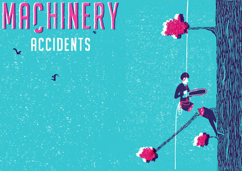 Tom Clohosy Cole Machinery accidents