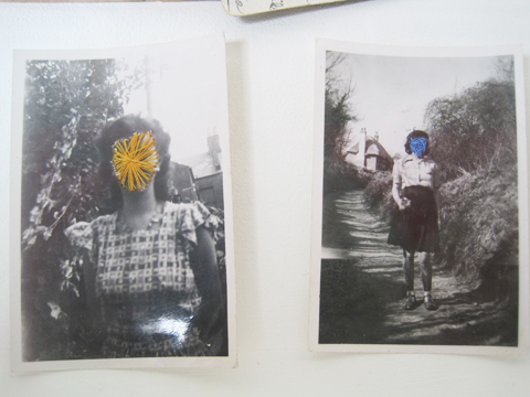 University of Westminster photography graduate exhibition 2011 Samantha Cawson