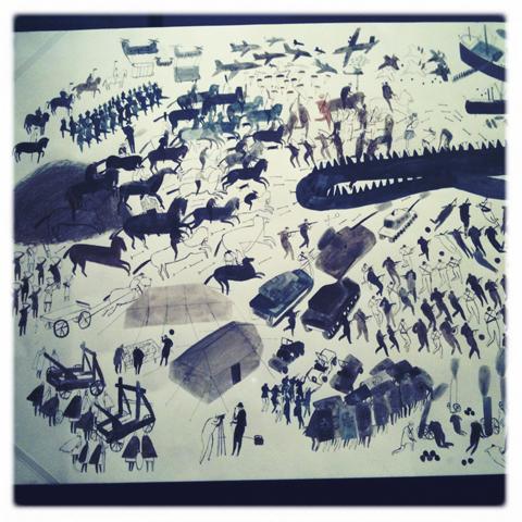 V&A Illustration Awards 2011 review-Laura Carlin
