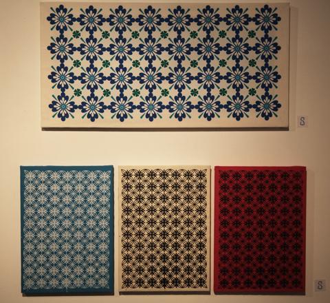 Westminster Illustration Graduate Show 2011-Sarrah Yusufali