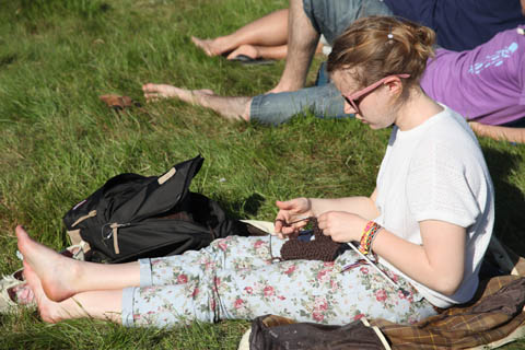 Wood Festival 2011 -photography by Amelia Gregory