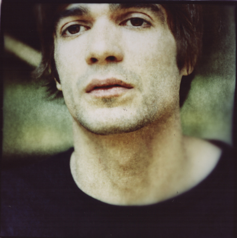Jon Hopkins. Photo by Steve Gullick