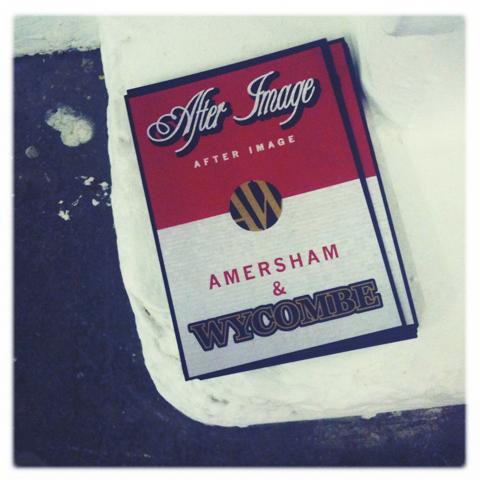 Amersham and Wycombe Photography degree show Free Range 2011