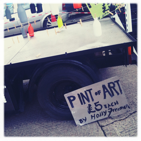 Art Car Boot Fair 2011. All photography by Amelia Gregory.