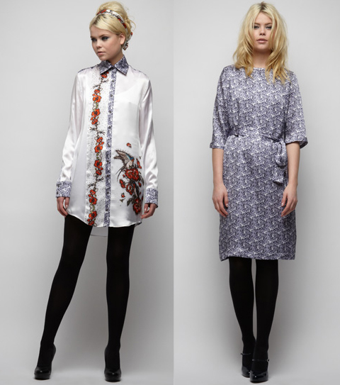 Beautiful Soul Faye West shirtdress