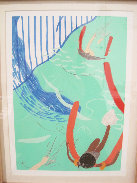 Camberwell College of Art illustration graduate show 2011-Rosie Chamberlain