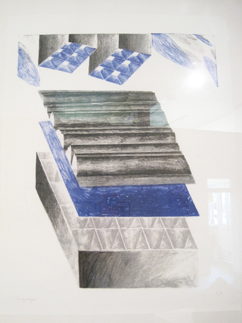 Camberwell College of Art illustration graduate show 2011-Harriet Cory-Wright