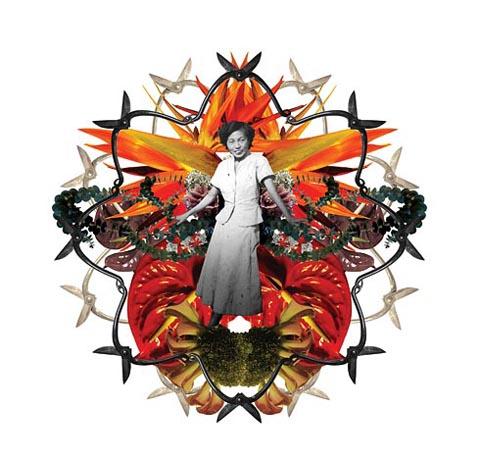 Brighton University illustration graduate show 2011-Chihiro Kyozuka