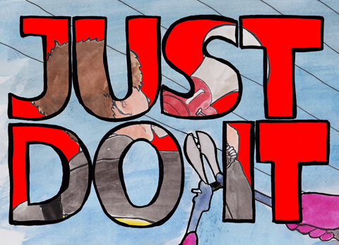 Just Do It by Gareth A Hopkins
