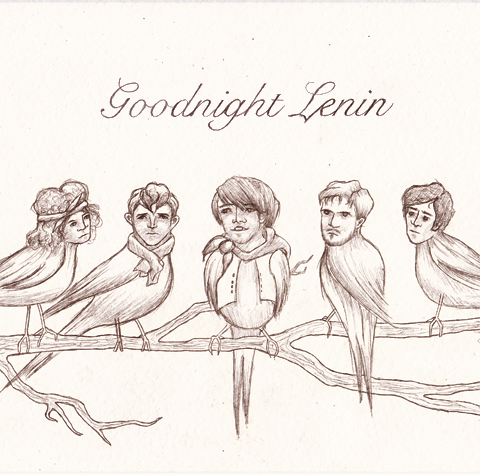 Goodnight Lenin by Sumi Senthi