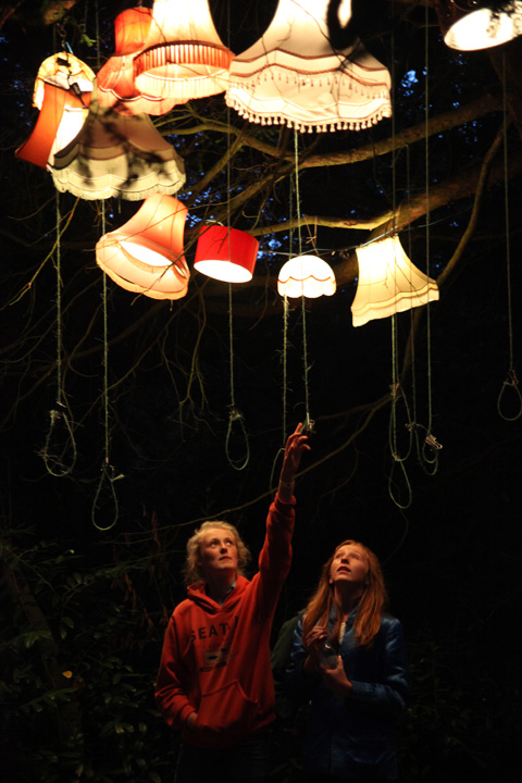 Larmer Tree Festival 2011 review lost woodland photo amelia gregory