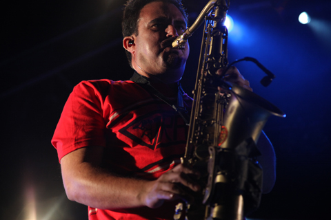 Larmer Tree Festival 2011 review -Ozomatli