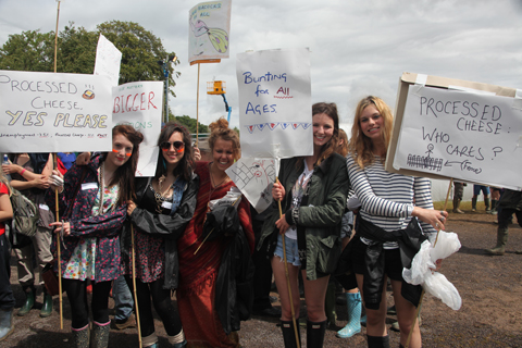 Larmer Tree Festival 2011 review -Mis(Guided) Protest by Fuse