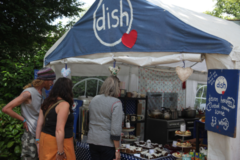 Larmer Tree Festival 2011 review dish