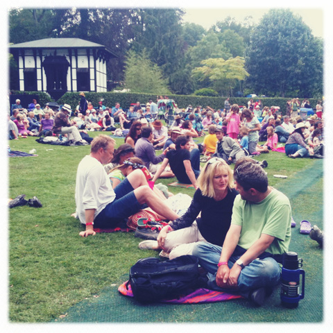 Larmer Tree Festival 2011 review