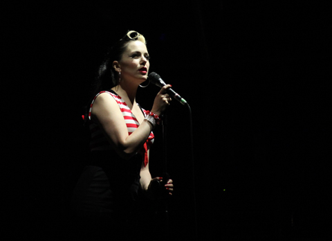 Larmer Tree Festival 2011 review -imelda may