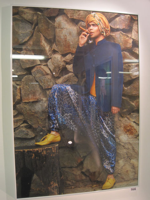 London College of Fashion degree show review 2011-Akil Verma