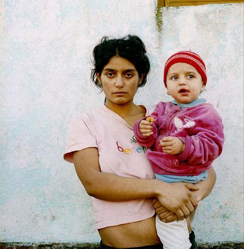 Mary Humphrey Roma families