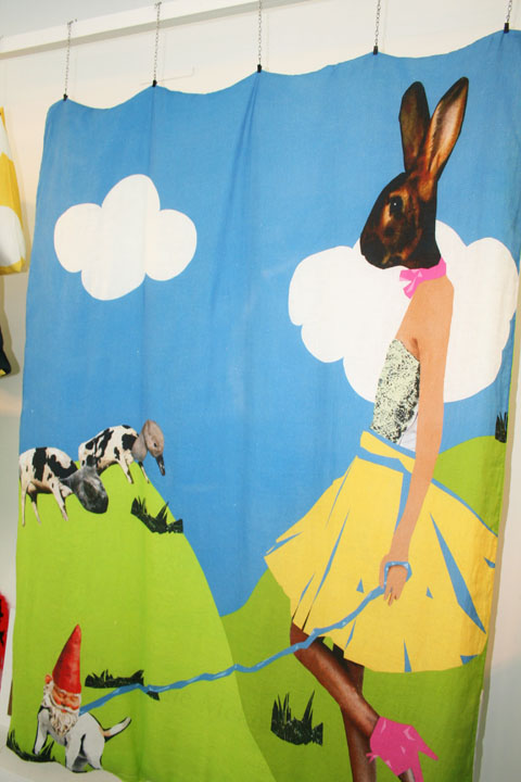 New Designers review 2011-Chevonne McKenzie Bradford School of the Arts & Media bunny