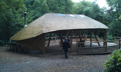 Sustainability centre