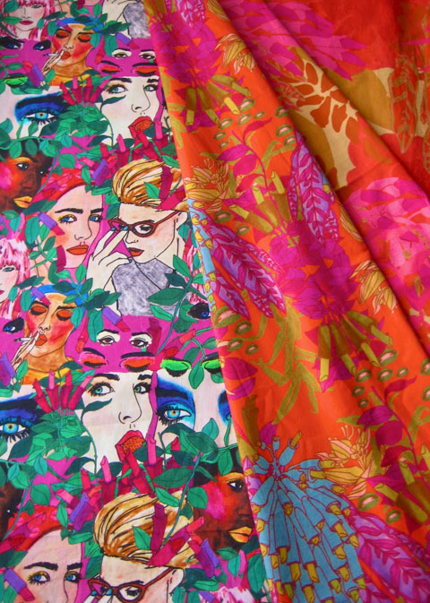 Suzie Scott fabric Suzie Scott New Designers review 2011-LCC,