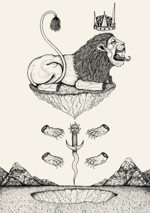 bradley jay Lion
