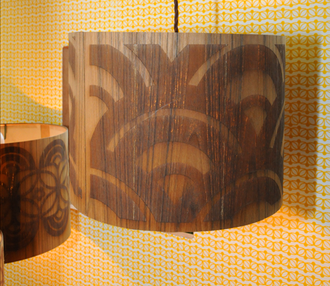 New Designers review 2011-LCC, Rachel Powell house of hermit lamps