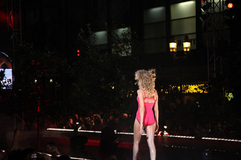 Fashion Mode Design Lingerie Montreal Festimania 2011 photo by Amelia Gregory