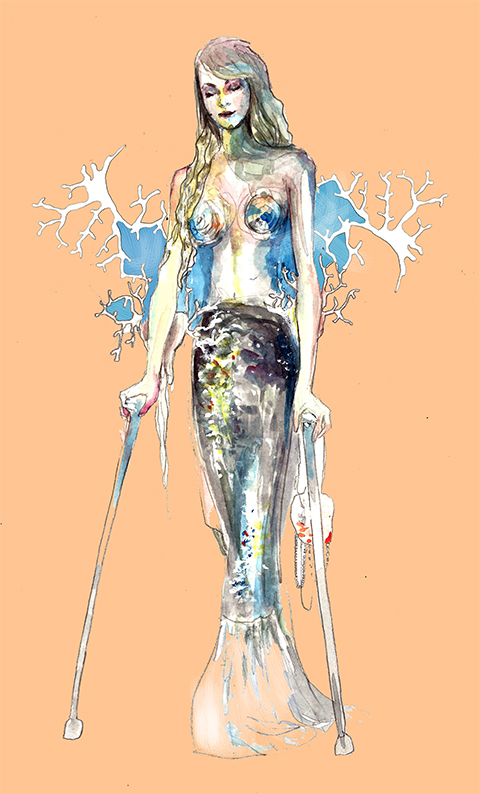 Gaultier by Faye West