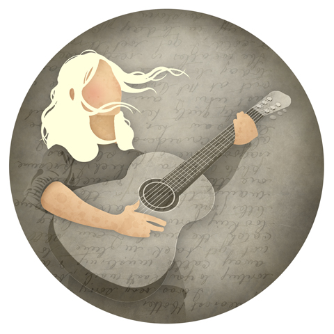 Laura Marling by Jenny Lloyd