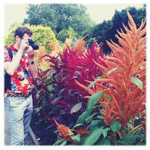 Montreal, Canada 2011 -Jardin Botanique