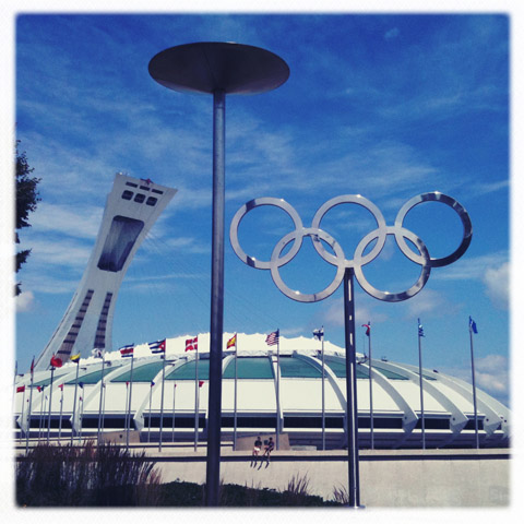 Montreal, Canada 2011 Olympic Stadium