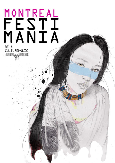 Montreal Festimania First Nations by Nabila Ibrahim